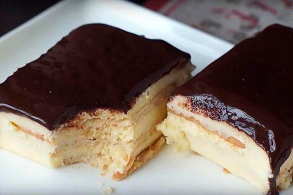 5 хвилин приготування, декілька годин в холодильнику – і неймовірний шоколадний десерт готовий