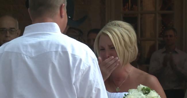Дівчина вийшла заміж за інваліда. Вона навіть не підозрювала, що чекає її на весіллі!
