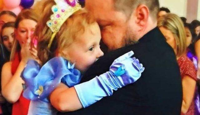 Батьки знали, що це останній день народження їхньої маленької дівчинки …НЕМОЖЛИО СТРИМАТИ СЛІЗ