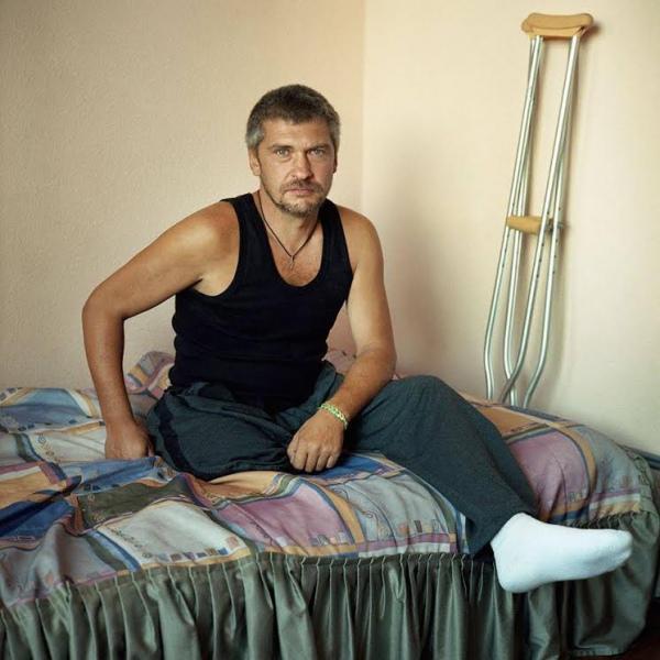 """Слава Герою України!!""""Лежав у лісі серед мертвих тіл своїх однополчан..Без води, без їжі..""""42-річний боєць з Полтавщини, який вижив у пеклі"""