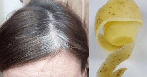 Від сивого волосся не залишиться ні сліду! Позбуваємося назавжди