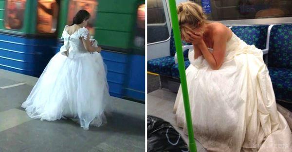 Молода втекла з весілля, підслухавши розмову свого тата з нареченим