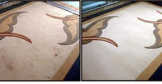 «Хімчистки не треба! Як легко почистити килим! Ціна питання – копійки, а результат вражаючий»
