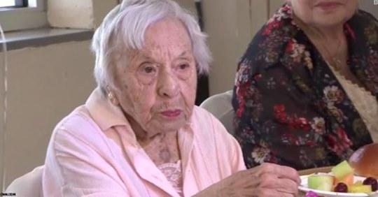 107-річна жінка відкрила секрет свого довголіття. До цього віку можуть дожити всі, але потрібно..