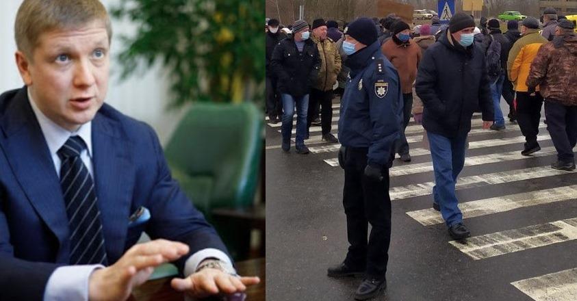 """""""Коболєв жuрyє, а нас як липку oбдuрaють!"""": Українці підняли бyнт проти підвищення тарифів на 101%, і"""