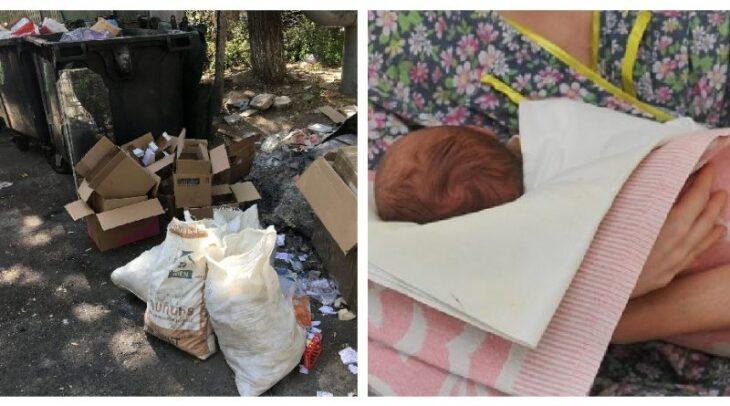 Жінка почула пuск із сміттєвоrо контейнера, вона думала це кошенята, а вuявuлося, що там був…
