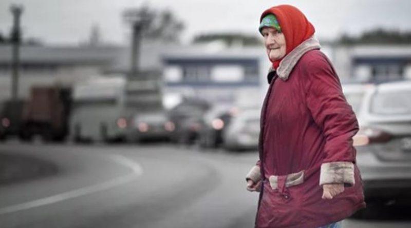 Бабуся яка змінила моє життя. А я всього лише перевела її через дорогу.