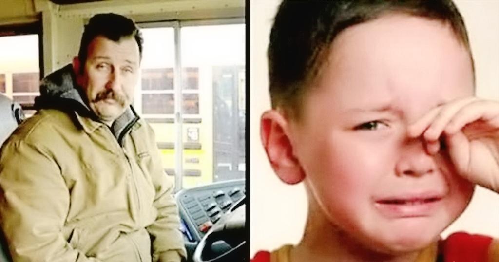 Шофер маршртуик побачив, як хлопчик плаче. Дізнавшись причину, він став діяти негайно