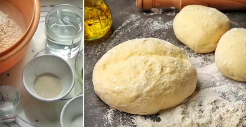 Немов пух: дріжджове тісто за 10 хвилин. Тісто ідеально для пиріжків, піци і будь-якої випічки
