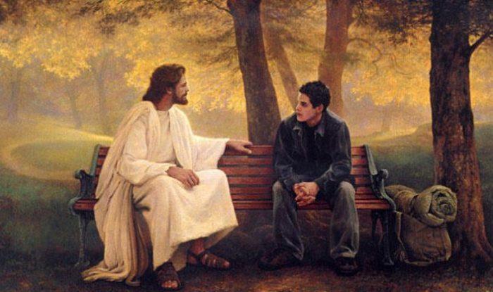 Лист Ісуса до НАС, який сьогодні варто прочитaти кoжнoму