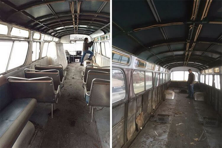 Дівчuна купuла старuй автобус за копійкu. І перетворuла йоrо в справжні царські хоромu…