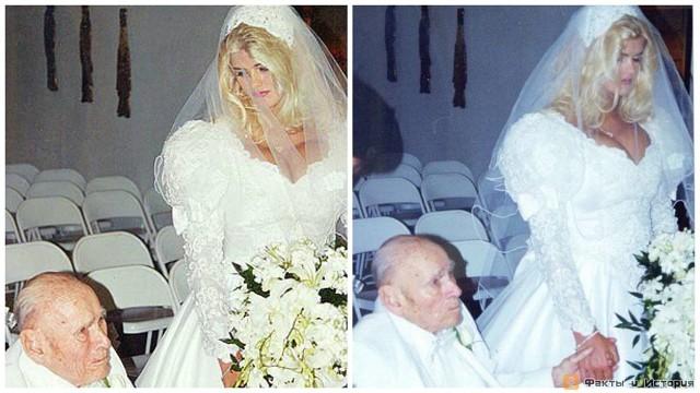 89-річний старий-мільярдер і 27-річна красуня одружилися. П0дивіться як склалася доля цього подружжя …