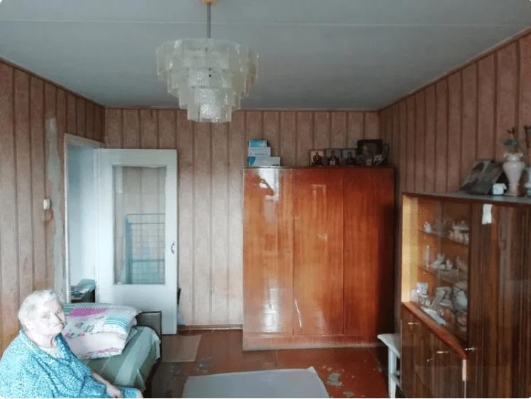Хлопець відремонтував квартиру своєї 89-річної бабусі. Фото до і після ремонту