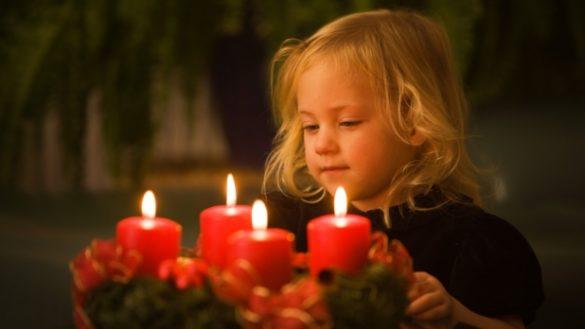"""""""Дівчинка і чотири свічки"""". Цю притчу необхідно прочитати усім, кому зараз важко і в кого опускаються руки"""