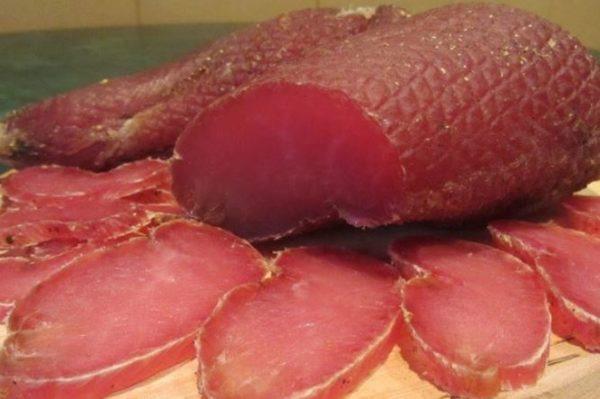 Дуже смачне в'ялене м'ясо за простим рецептом! Більше не купую в магазині – тільки домашнє!