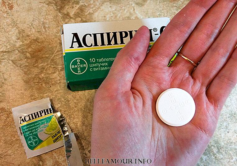 10 трюків з асnірином, які полегшать життя і які має знати кожна жінка